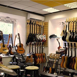 Музыкальные магазины Чамзинки