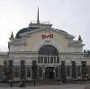 Железнодорожные вокзалы в Чамзинке