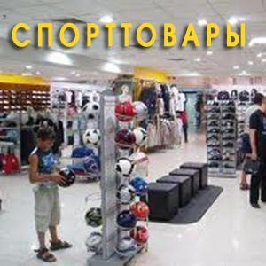Спортивные магазины Чамзинки