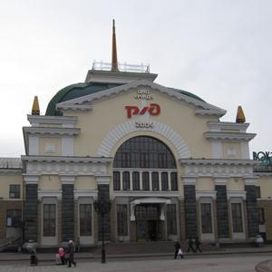 Железнодорожные вокзалы Чамзинки